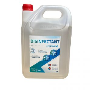 StaySafe Hand Sanitising Liquid - 5L Bottle
