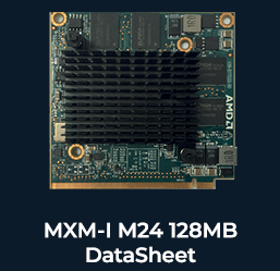 MXM I M24 128MB Screenshot