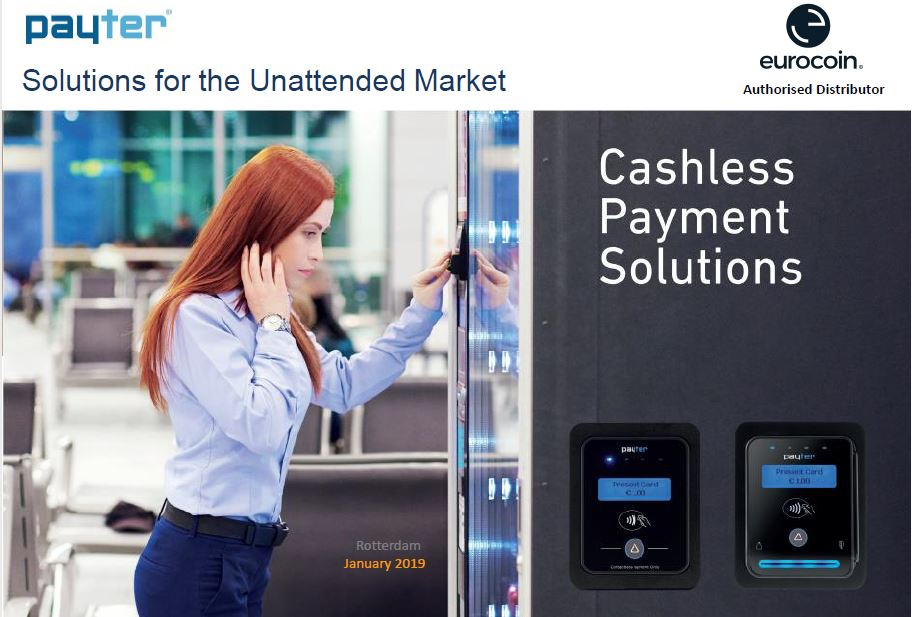 Cashless Payment solutions