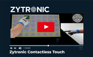 Zytronic Contactless Touch