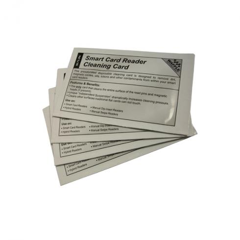 23108013 card reader cleaning cards 0