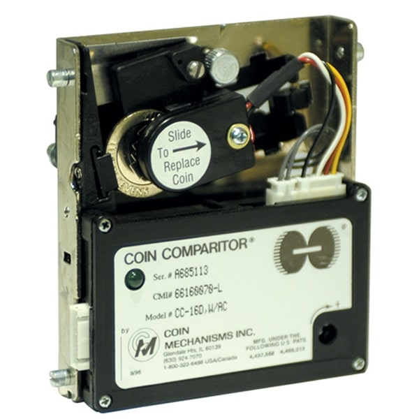 Coin Comparitor CC16